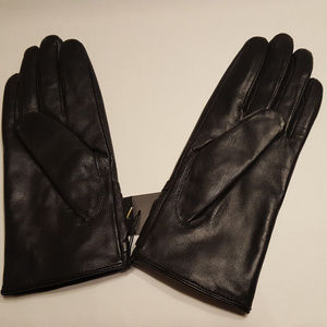 Women's Arnold Palmer leather gloves Small
